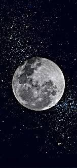 اجمل صور وخلفيات القمر للهواتف الذكية الايفون والأندرويد Moon