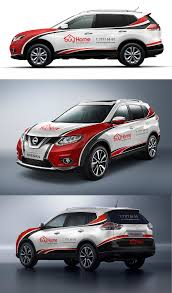 Nissan Wrap For Buy Home Vehicle Signage Car Wrap Truck Design