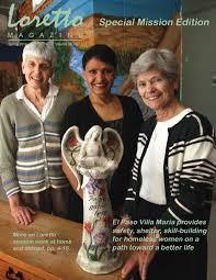 Loretto Magazine - Spring 2014 by Loretto Community - issuu