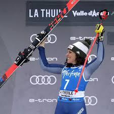 Sci: Federica Brignone vince la Coppa del mondo di combinata - Tgcom24