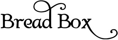 Amazon Com Minglewood Trading Bread Box Label Kitchen Breadbox Bread Bin Vinyl Decal Sticker 8 X 2 5 Black Automotive