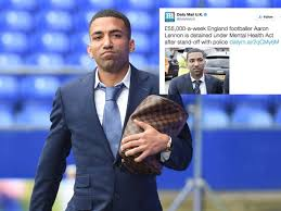 People are disgusted over the Mail's coverage of Aaron Lennon's mental  health - Liverpool Echo