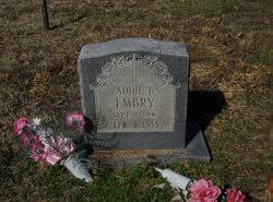Addie Wallace Embry (1896-1983) - Find A Grave Memorial