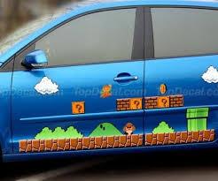 Super Mario Car Decals It S A Me Monte Carlo