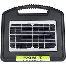 Patriot Solarguard 155 Electric Fence Energizer