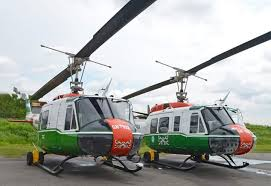 Visión Estratégica - El Ejército tomó posesión de los UH-1 de la ...