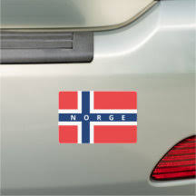 Nordic Bumper Stickers Decals Car Magnets Zazzle