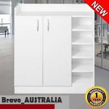 storage cabinet shoe melamine cupboard