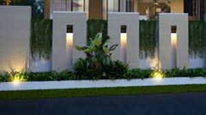 Simple And Modern Boundary Wall Design Ideas Boundary Wall Or Compound Wall Designs Youtube