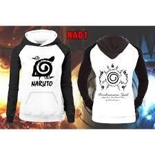 SALE 50% ] Áo Hoodie áo khoác Naruto phong ấn cực HOT khuyến mại ...