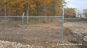 9 Gauge X 2 Chain Link Fence Fabric Galvanized Hoover Fence Co
