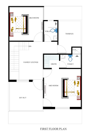 25x40 house plans for your dream house