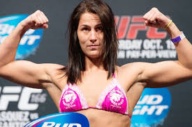 Jessica Eye tests positive for banned substance, win at UFC 166 overturned    FOX Sports