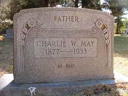 Charlie Wesley May (1877-1933) - Find A Grave Memorial