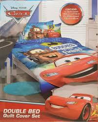 disney cars 3 single duvet cover