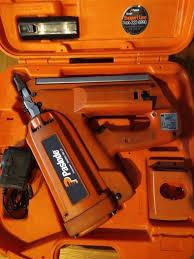 paslode im350 first fix nail gun for