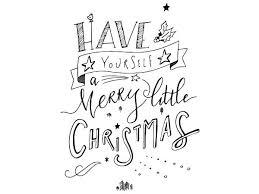 Krijtstift Raamtekening Merry Christmas Quote Met Afbeeldingen
