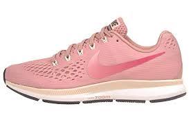 Nike Women's Air Zoom Pegasus 34 Running Shoe (9.5, Rust Pink Tropical  Pink) | WantItAll