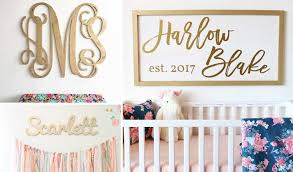 5 Stunning Ways To Incorporate Gold Nursery Accents Caden Lane