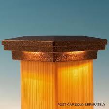 Solar Lighting Fence Post Solar Lighting
