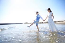 海で撮影できる全国のスタジオ|前撮り・結婚写真・フォトウエディング ...