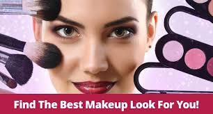 find the best makeup look for you kueez