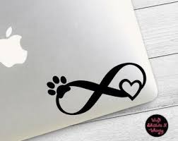 Infinity Car Decal Etsy