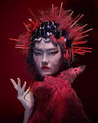 Dream of red mansions. Hair: Adrian Au... - Ampersand Studio HK   Facebook