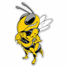 Bee Car Bumper Sticker Window Decal 5 X 3 For Sale Online Ebay