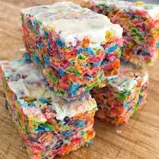 fruity pebbles cereal bars recipe