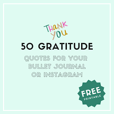 gratitude quotes pdf printable sweet planit