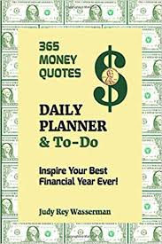 daily money quotes daily planner to do inspire your best