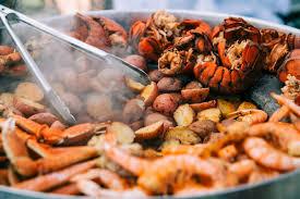 Catfish, shrimp and crawfish, oh my ...