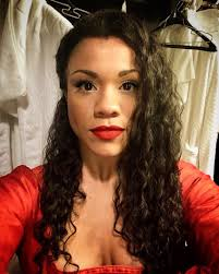 Hamilton Cast Appreciation — Alysha can currently be seen as Peggy/Maria in  the...