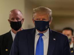 Coronavirus: Donald Trump will not order people to wear face masks - Insider