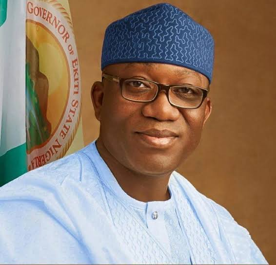 Fayemi signs Amotekun bill into law, as Oyo government to pull down illegal structures