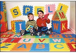 Kids Foam Abc123 Puzzle Mats Interlocking
