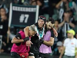 Port Adelaide vs Richmond, Brad Ebert ...