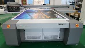 digital printing with led lamp uv