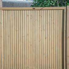 Hartwood 6 X 6 Noise Reducing Fence Panel