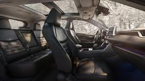2019 toyota rav4 interior rav4