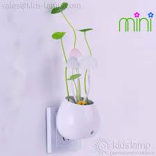 Fantastic Kids Bedroom Mushroom Wall Plug In Night Lights Ornate Kids Lamps