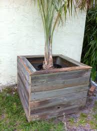 Pin By Timothy Kielich On Projects Wood Projects Fence Planters Planter Boxes