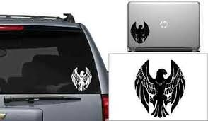 Fire Emblem Three Houses Black Eagles Vinyl Window Decal Laptop Sticker Die Cut Ebay
