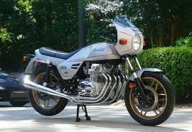 six cylinder madness 1983 benelli 900