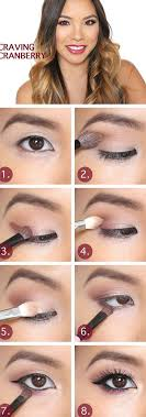step fall makeup tutorials for learners