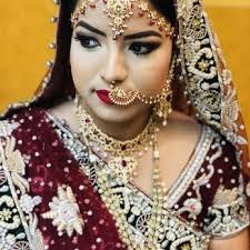 indian bridal makeup hair and tta