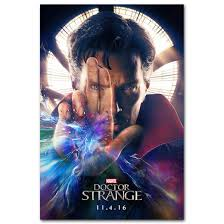 Doctor Strange Superheroes Movie Comic Art Silk Poster 24x36inch 24x43inch 0548 Stickers On Wall Stickers On Walls From Wangzhi Hao8 12 05 Dhgate Com