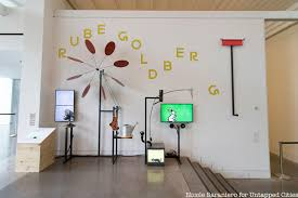 Exlpore the Zany Art of Rube Goldberg at the Queens Museum - Untapped New  York