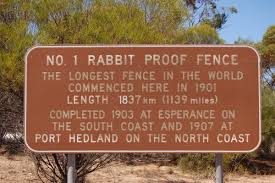The Rabbit Proof Fence Photo
